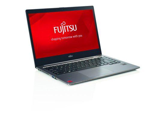 Fujitsu Lifebook U904: 15,5 Millimeter flaches Ultrabook mit hoher Displayauflösung