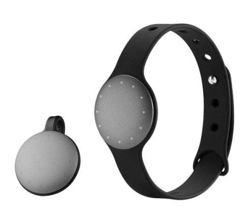 Der Fitness Tracker Misfit Shine