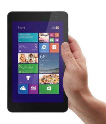 Die Tablet-Version von Windows 8.1.1 heißt Windows RT und läuft ausschließlich auf ARM-CPUs.