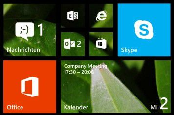Angeblich arbeitet Microsoft an einem Windows-ROM für Android.