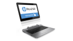 Mit 12,5-Zoll-Display: HP Pro x2 612 - Hybrid-Tablet-Notebook mit Windows 8.1 - Foto: Hewlett Packard