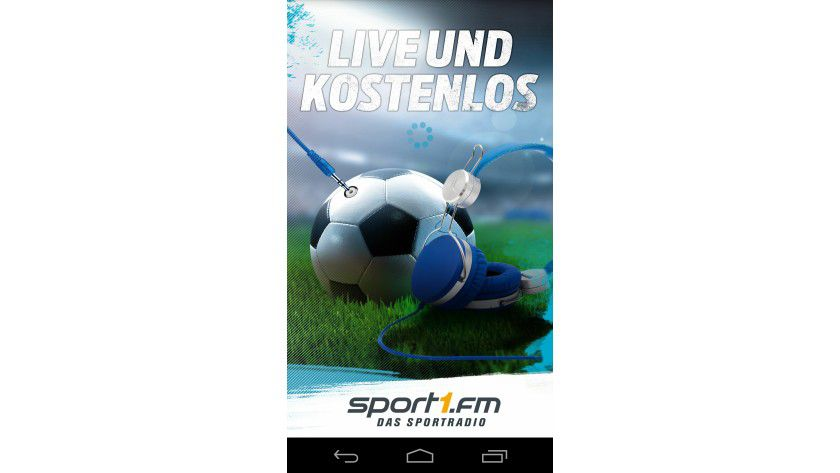 Sport1.FM versteht sich als eine Art Online-Radio.