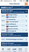 iOS-Apps zur Bundesliga
