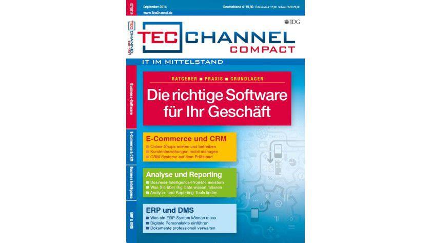 160 Seiten Praxiswissen im neuen TecChannel Compact