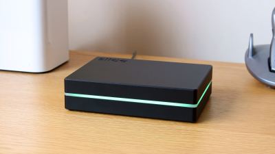 Gadget des Tages: Slice - Media Player mit Raspberry Pi - Foto: FiveNinjas