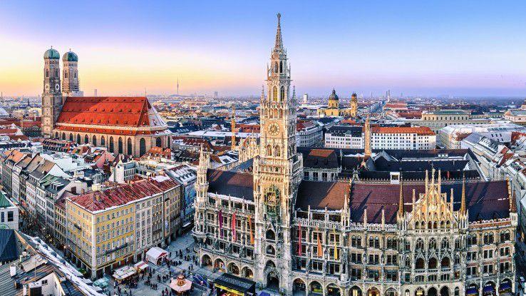 Die Stadt München wird ab 2015 Mitglied im Beirat der The Document Foundation.