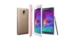 In Deutschland bis Ende Oktober: Samsung Galaxy Note 4: Vorgezogener Verkaufsstart offiziell bestätigt - Foto: Samsung