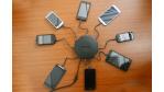 Gadget: OctoFire - Ladestation für bis zu acht mobile Endgeräte - Foto: Skiva