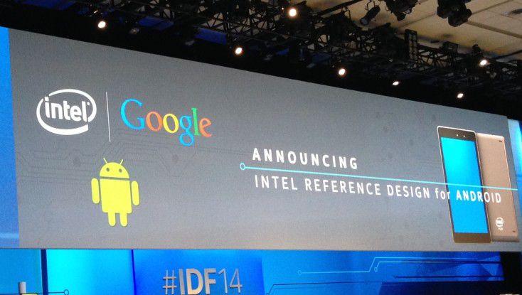 Dank des Referenzdesigns sollen OEMs schneller ihre Tablets auf den Markt bringen können. Außerdem gibt es zeitnah Android-Updates.