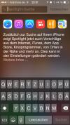 Apple iOS 8 auf dem iPhone 5 - Spotlight und Siri
