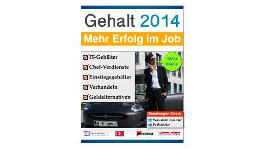 Gehalt 2014: Das neue TecChannel-Buch.