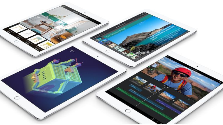 Flinke Flunder: Apple iPad Air 2