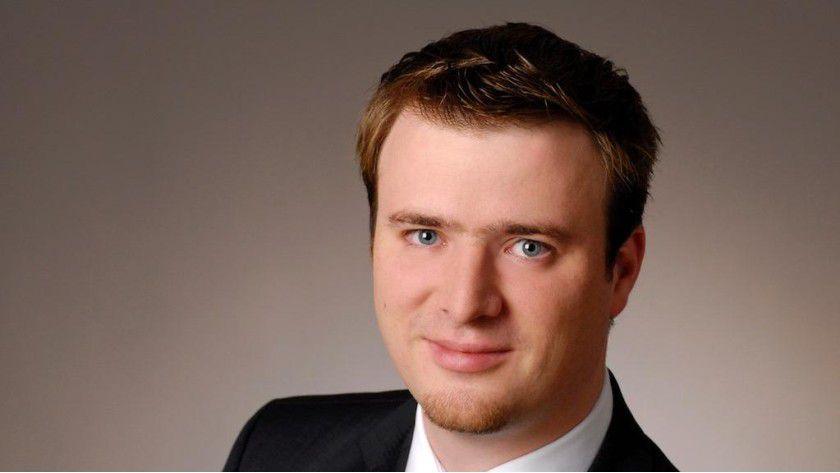 Stefan Gersmann, Mitbegründer von Expertiger.