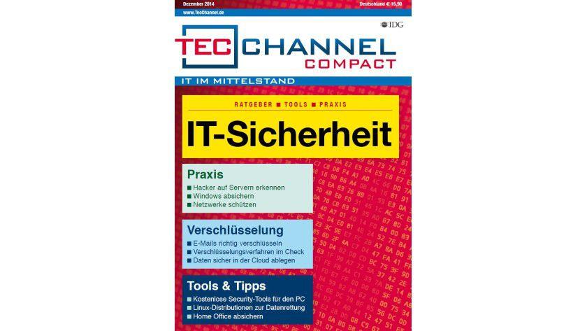 160 Seiten Ratgeber, Tipps und Tools liefert Ihnen das neue TecChannel Compact.