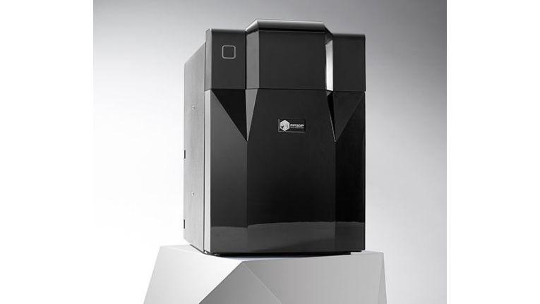 3D-Drucker beim Kaffeeröster: Den Up! Mini PP3DP verkauft Tchibo für 499 Euro.