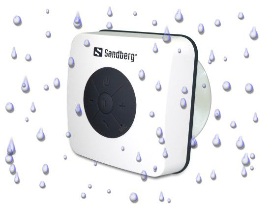 Sandberg Bluetooth Shower Speaker