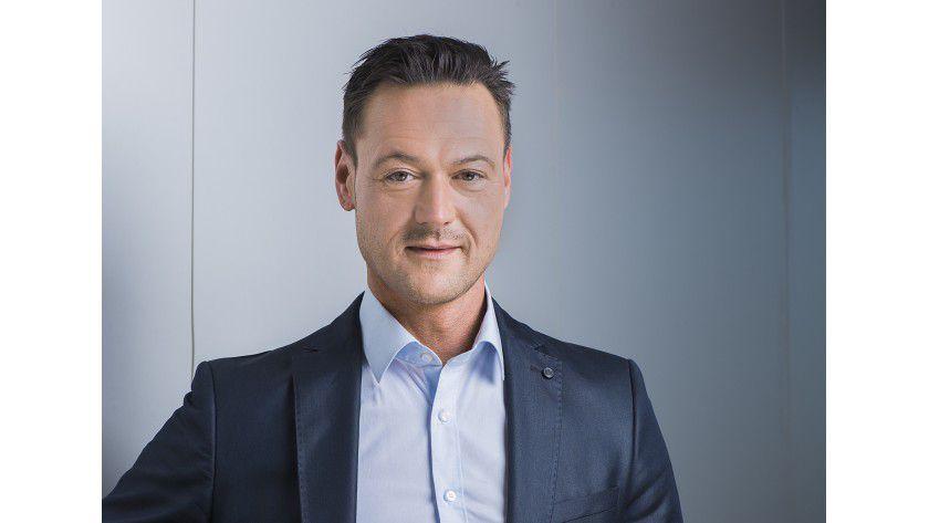 Will dem Platzhirsch Datev Kunden abjagen: Andreas Hermanutz von Wolters Kluwer.