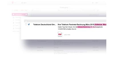 Telekom-Rechnungen - Foto: Telekom