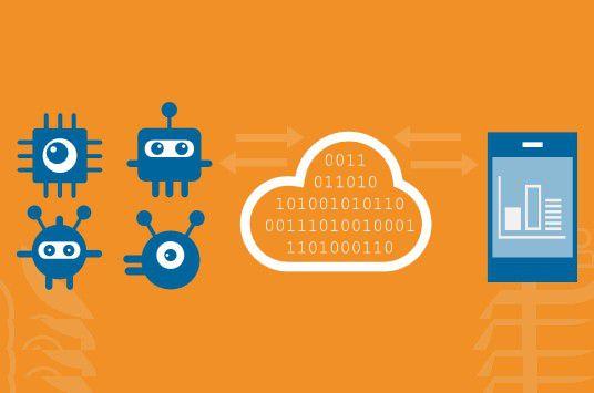 IoT benötigt die Anbindung an das Backend sowie entsprechende Management-Plattformen.