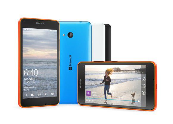 Microsoft Lumia 640: Estes Windows Phone für VoLTE