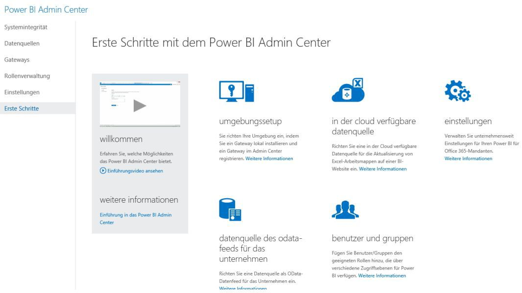 Power BI - Business Intelligence mit Office 365 betreiben