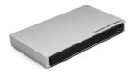 LaCie Porsche Design Mobile Drive: Externe Festplatte mit USB-C-Anschluss - Foto: LaCie