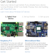 Windows 10 IoT Core Insider Preview für den Raspberry Pi 2
