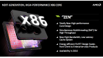 Mobile, Desktop und Server: AMD will mit Zen-Prozessoren Intel wieder Paroli bieten - Foto: AMD