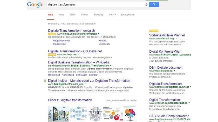 Google entwickelt keine Produkte sondern Instanzen. Diese existieren nur so lange, wie der Nutzer sie benötigt.
