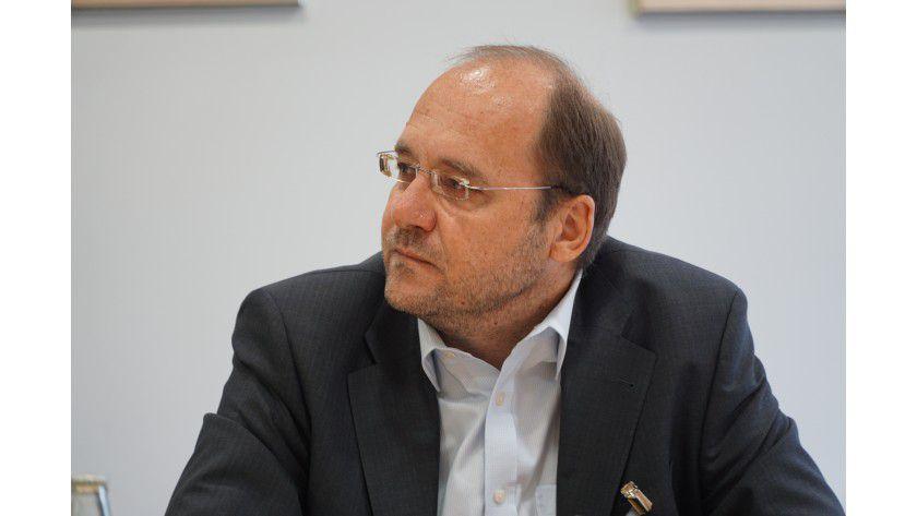 """Thomas Balgheim, Generalbevollmächtigter der Kobil Gruppe und Mitglied im Kobil-Beirat: """"MDM kann nur der erste Schritt sein."""""""