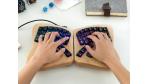 Gadget des Tages: Model 01 - programmierbare, zweigeteilte Tastatur aus Ahornholz - Foto: Keyboardio