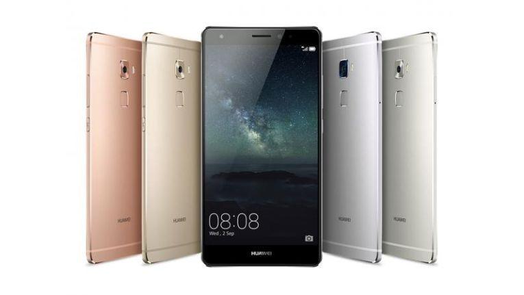 Mit Highend-Smartphones wie dem Mate S spielt Huawei inzwischen auch technisch ganz vorne mit.