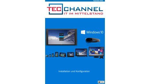 TecChannel eBook Windows 10