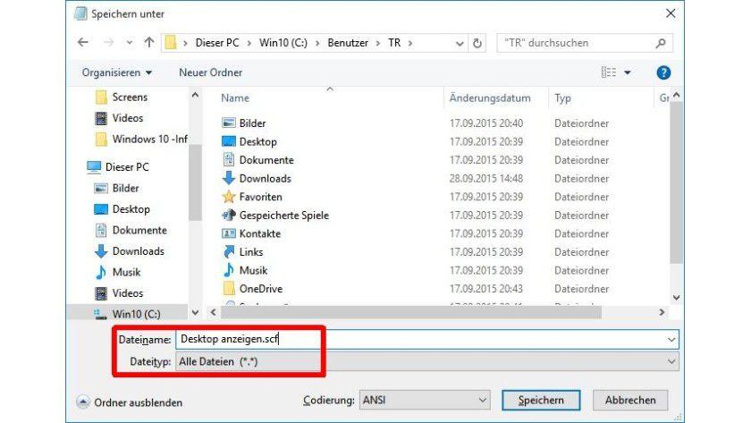 Desktopanzeige_2_SCF-Datei speichern