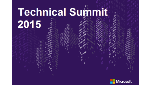 Konferenz in Darmstadt: Microsoft Technical Summit 2015 - IT-Know-how für Experten - Foto: Microsoft