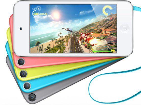 Neuaufgelegt: iPod Touch mit 16 GB erhält iSight-Kamera