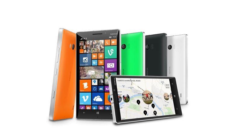 Nicht nur das aktuelle Flaggschiff Lumia 930, sondern alle Geräte mit Windows Phone 8 werden upgedated.