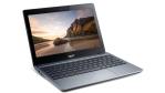 Schnellere CPU: Acer verkauft sein erstes Intel-Core-i3-Chromebook