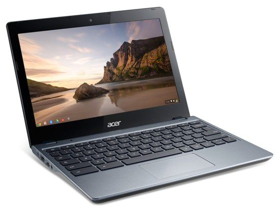 Chromebook mit Intel i3: Acer C720-3871