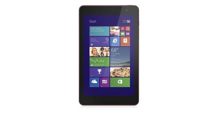 Mobiles Misch-Tablet: Das Dell Venue 8 Pro eignet sich für den privaten und beruflichen Einsatz