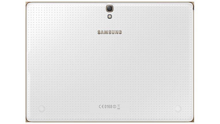 Es bleibt bei Plastik: Samsung ändert das Gehäusematerial auch beim Galaxy Tab S nicht