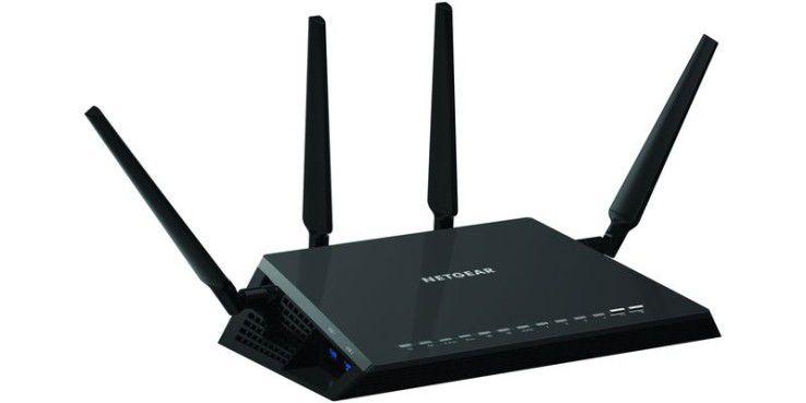 2-Gigabit-Router: Neu auf der IFA 2014 - 2-Gigabit-Router Netgear X4 Nighthawk