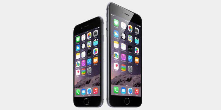 Länge läuft - anscheinend auch beim iPhone 6 und iPhone 6 Plus.