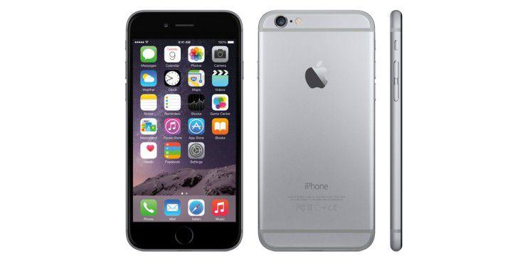 Das Design des iPhone 6 ist gut - als Vorlage diente wohl die schicke Optik des HTC One M8