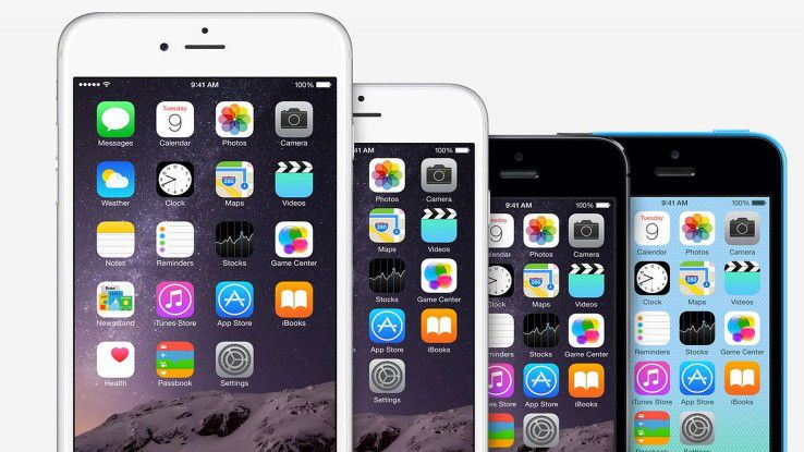 Kassenschlager: Apple iPhone 6 und iPhone 6 Plus