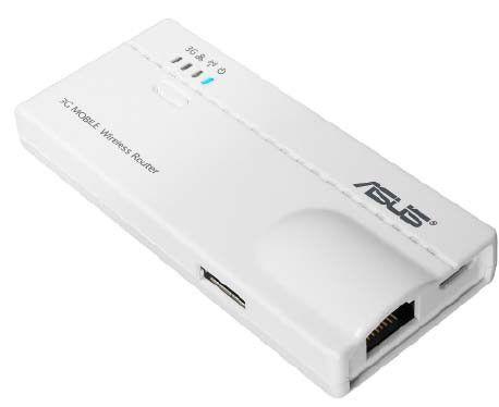 Kaum größer als eine Kreditkarte: Mit dem Asus WL-330N3G kommen mehrere Geräte per WLAN ins Netz. Zudem arbeitet das Gerät auch als Repeater, Bridge und Router für 3G (UMTS-Stick benötigt).