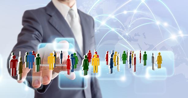 Management: Interne und externe Netzwerke machen den Unterschied - Foto: Romolo Tavani - Fotolia.com