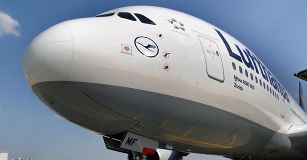 CIO Christoph Kollatz im Gespräch: Lufthansa strebt mit IBM hohe Sparziele an - Foto: Lufthansa