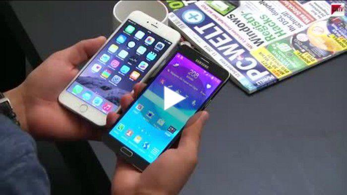 Mit iPhone 6 und iPhone 6 Plus konnte Apple auch eingefleischte Android-Nutzer abwerben.