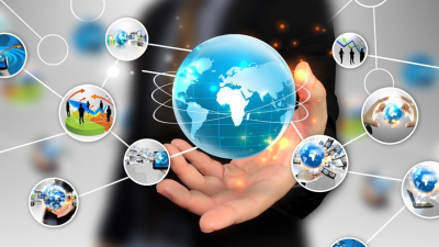 Wachstumstreiber für internationale Unternehmen: Digitalisierung muss weltweit sein - Foto: nopporn, Shutterstock.com